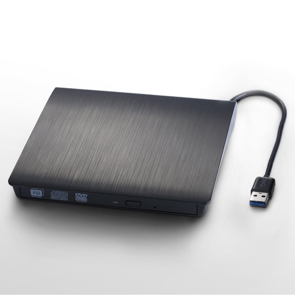 Pictek Externer Dvd Rw Brenner Usb 30 Im Kurztest New Tec Test