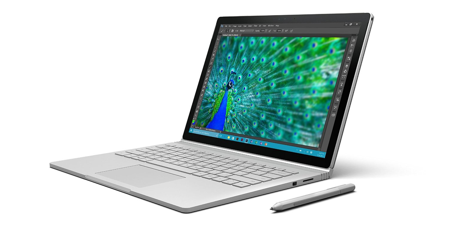 Microsoft Surface Book für 1299€