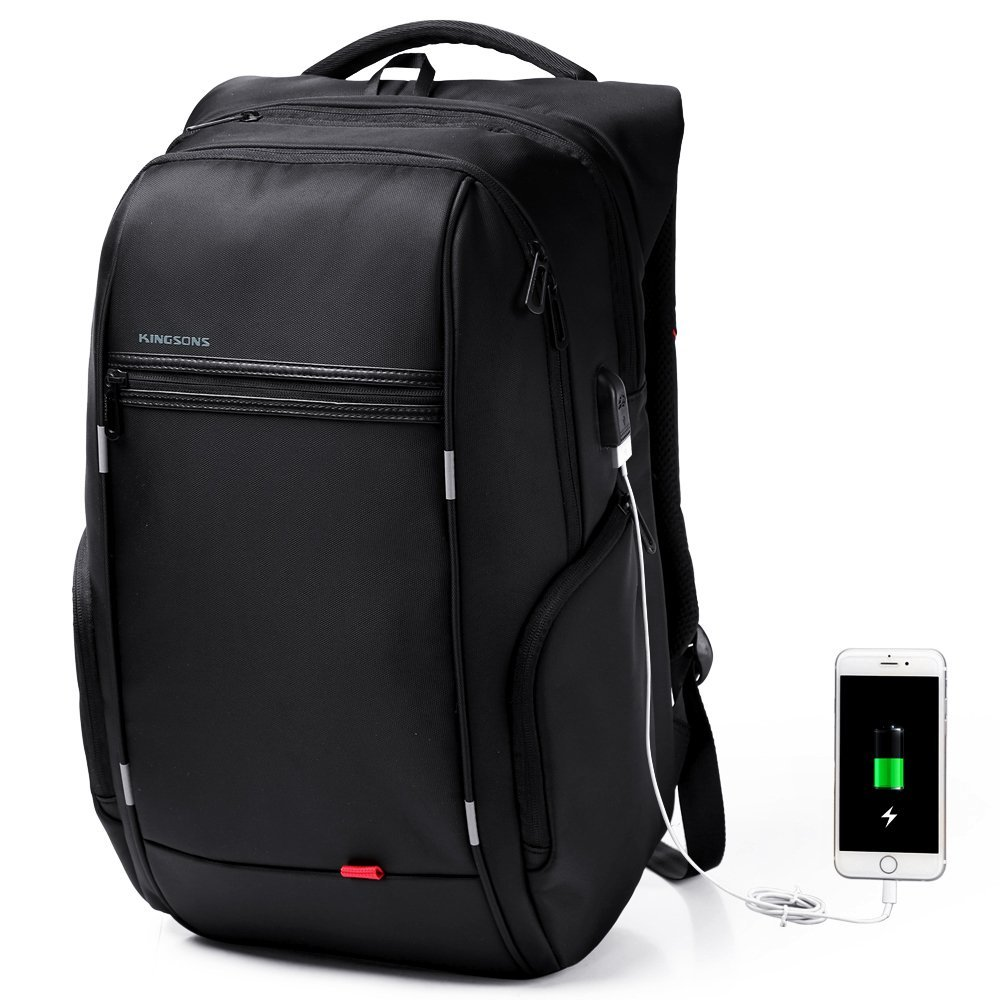 Bropang Deluxe Business Laptop Rucksack im Test