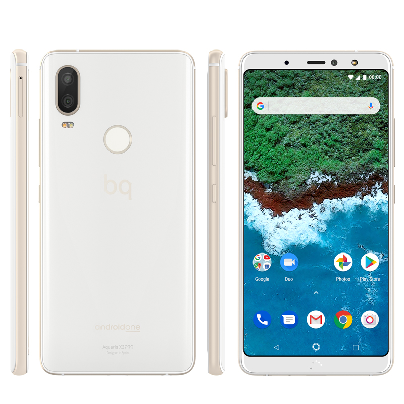 BQ Aquaris X2 Pro Android One Smartphone im Test
